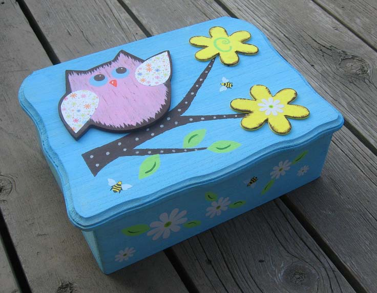 Pottery Barn Kids Jewelry Boxes. Picture: Gerry Zambonini Source:Flickr