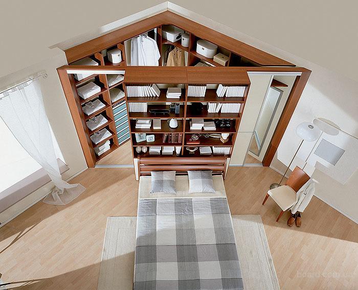 add corner closet to bedroom