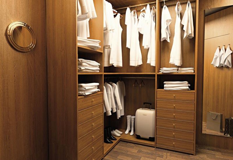 adjustable corner closet rod