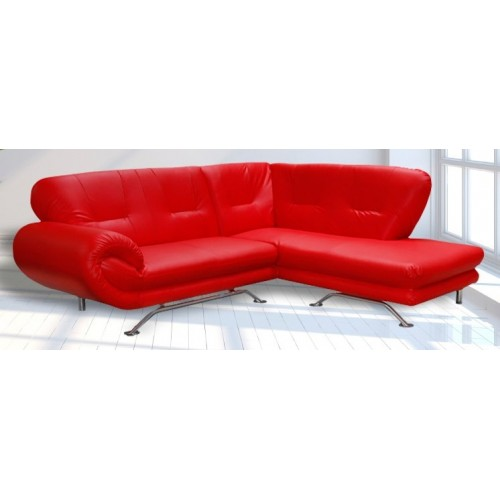 affordable red couches