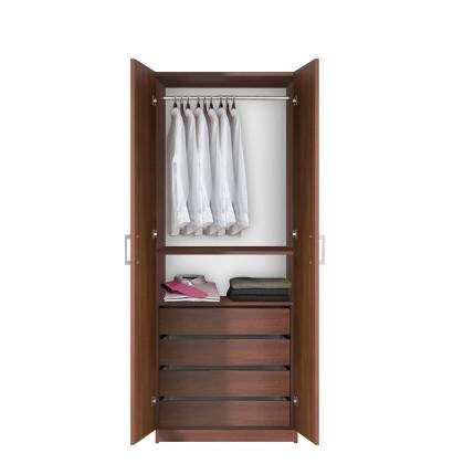 armoire closet rod
