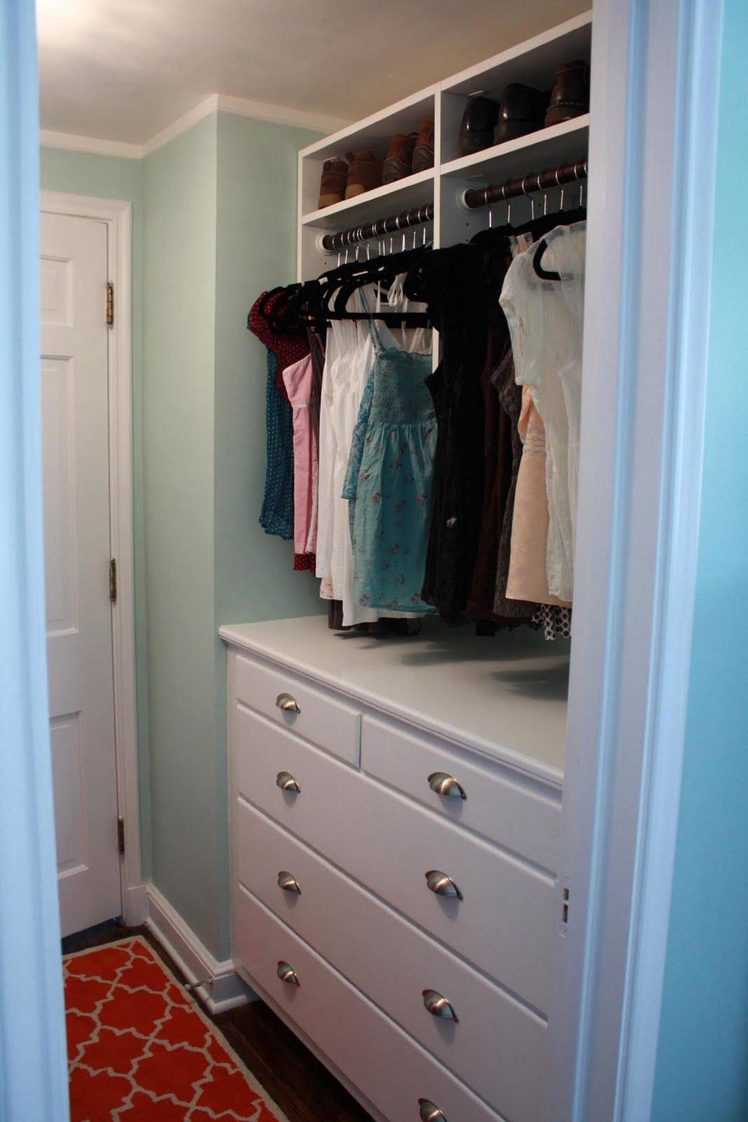 bedroom closet dressers
