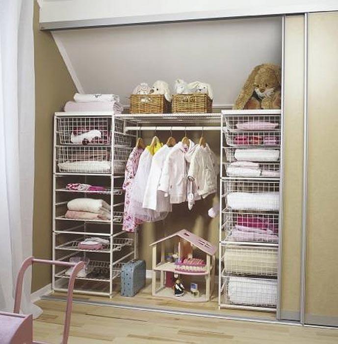 bedroom closet organizer clothing storage