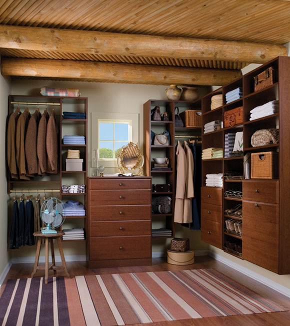 bedroom closet organizer systems