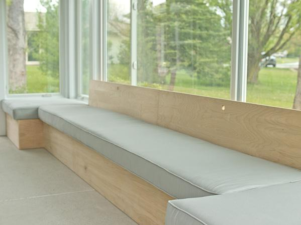 bench seat plans with storage