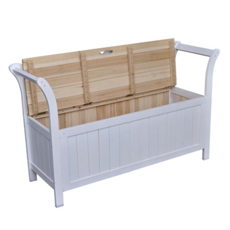 bench seat storage cabinet