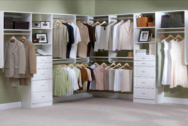 best cheap closet organizers