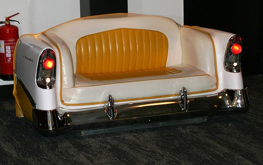 cars sofa couch bed