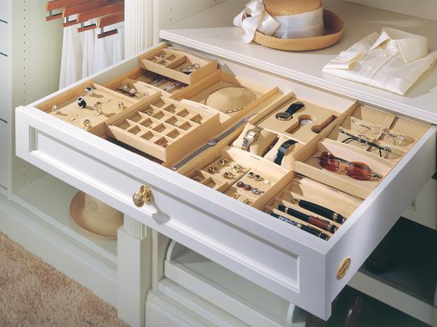 closet drawer inserts