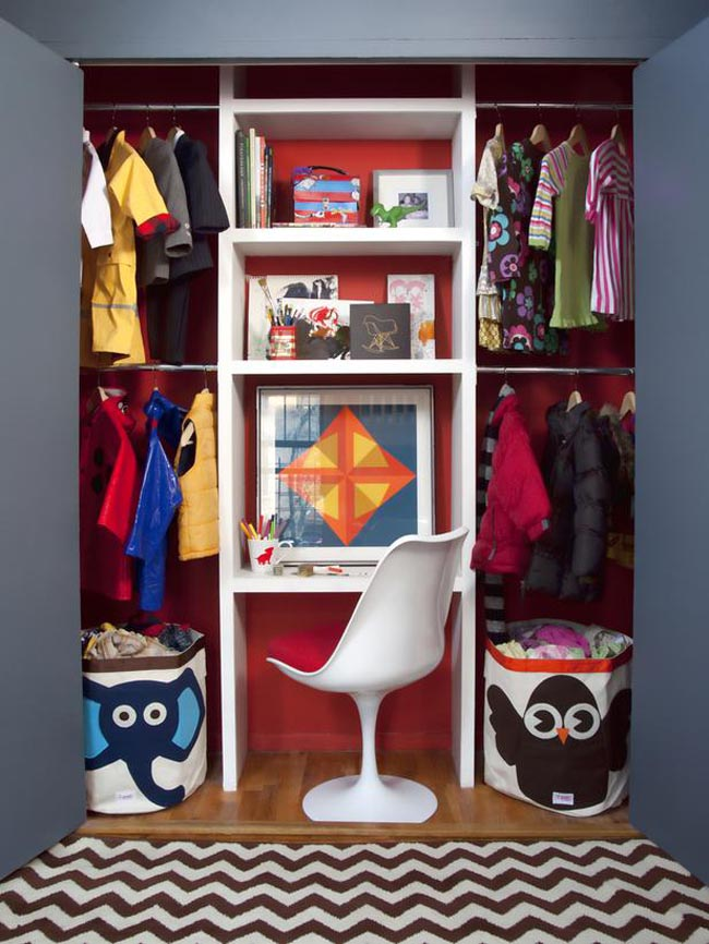 closet ideas for small rooms