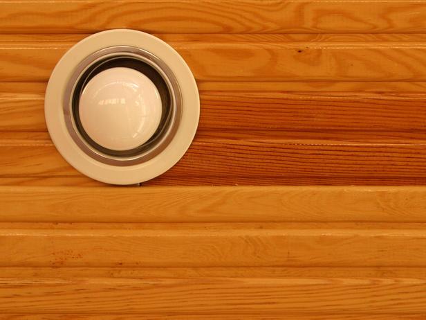 closet light fixture code requirements