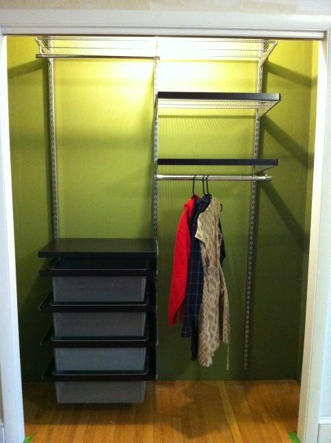 closet systems like elfa