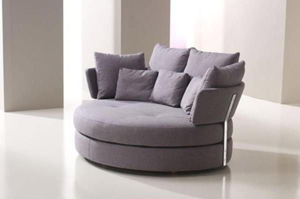 couch and loveseat facing each other