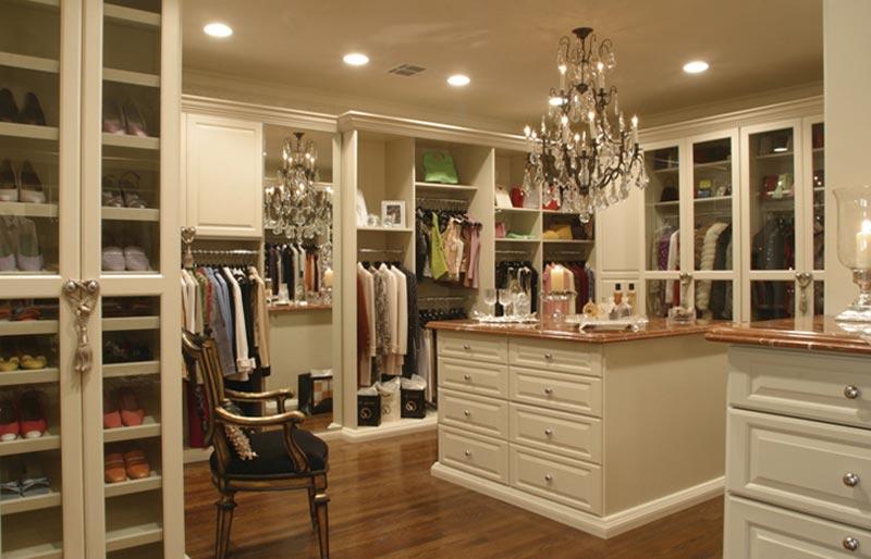custom closet design tips