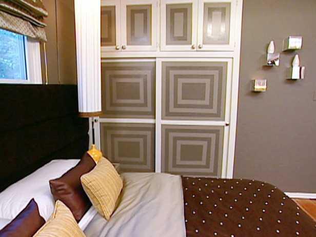 decorative bedroom closet doors