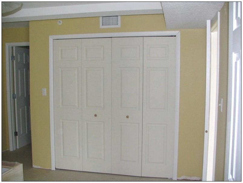 decorative bifold closet doors