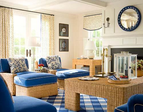 denim couch decorating ideas