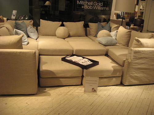 Extensive range of durable modular sofas.