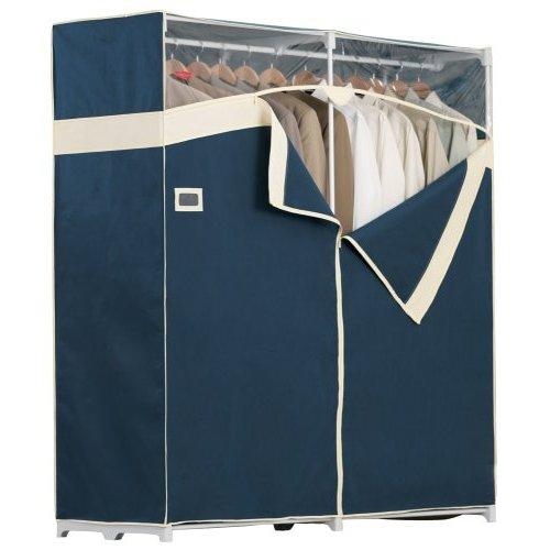 large portable wardrobe closet