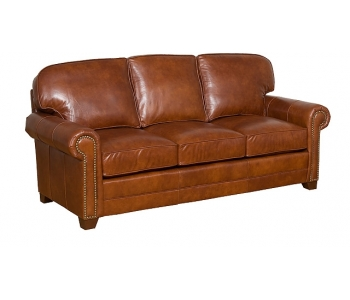 leather sectional with queen sleeper