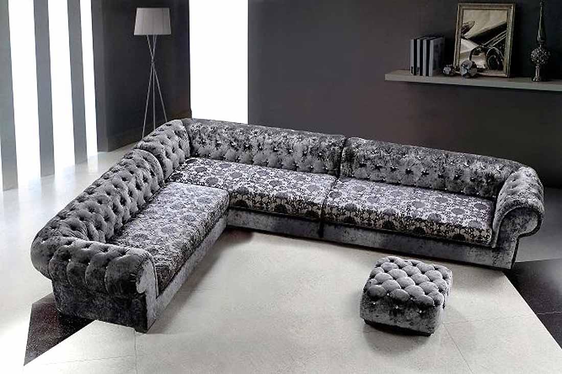 long island sectional sofa grey fabric