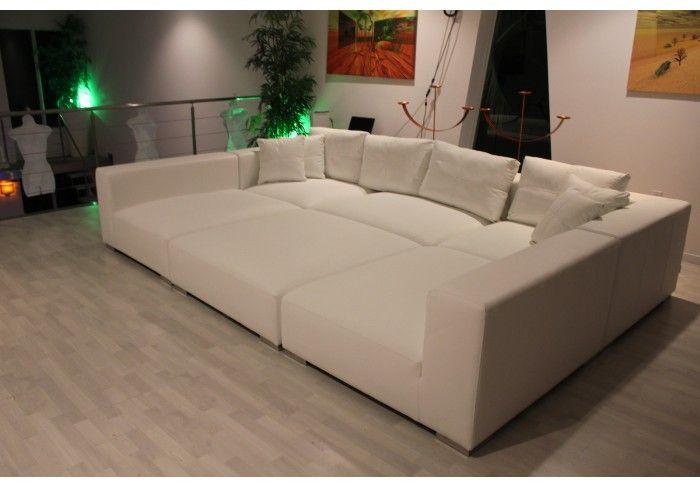 Moon Pit Sofa.