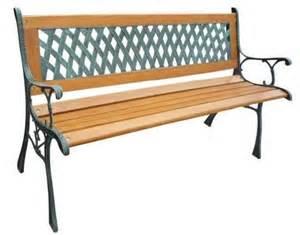 outdoor wooden bench target