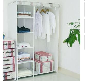portable closet for baby clothes