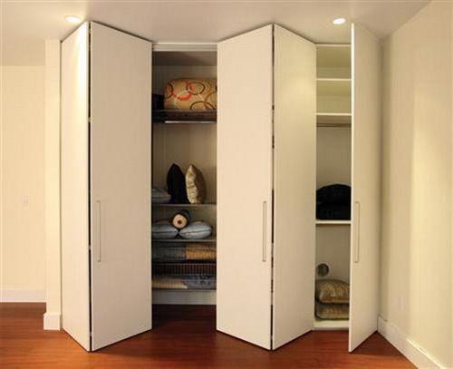 prefab closet doors
