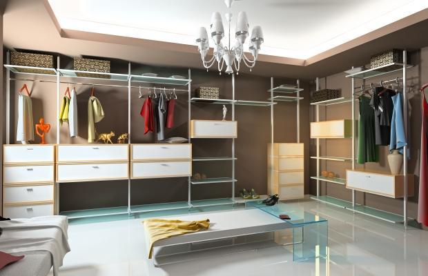 prefab closet drawers