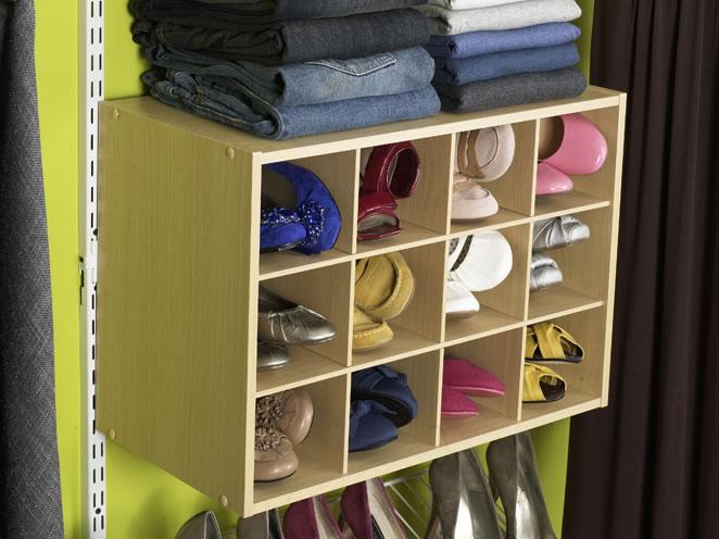 rubbermaid closet organizer accessories