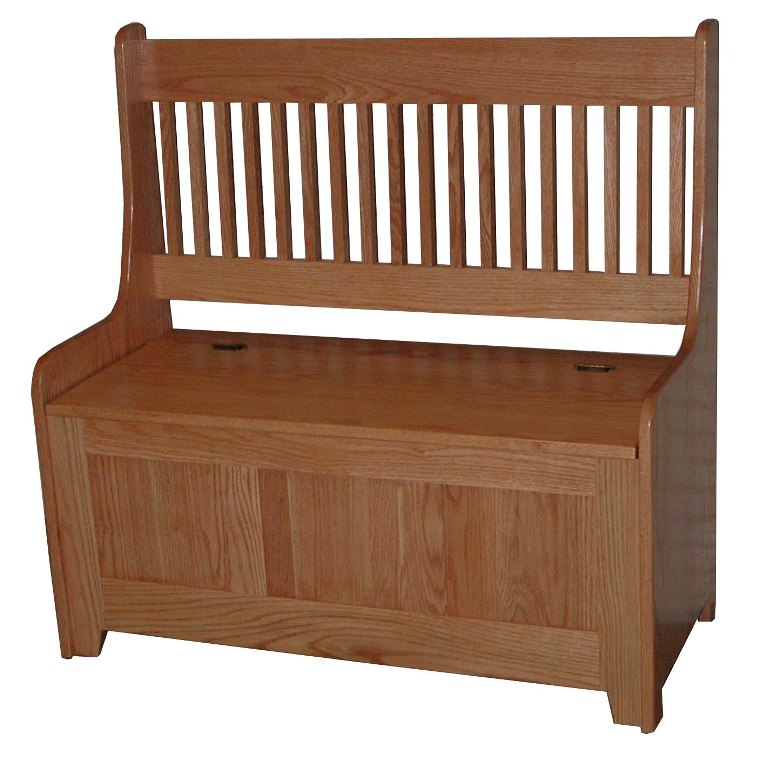 small entry bench plans