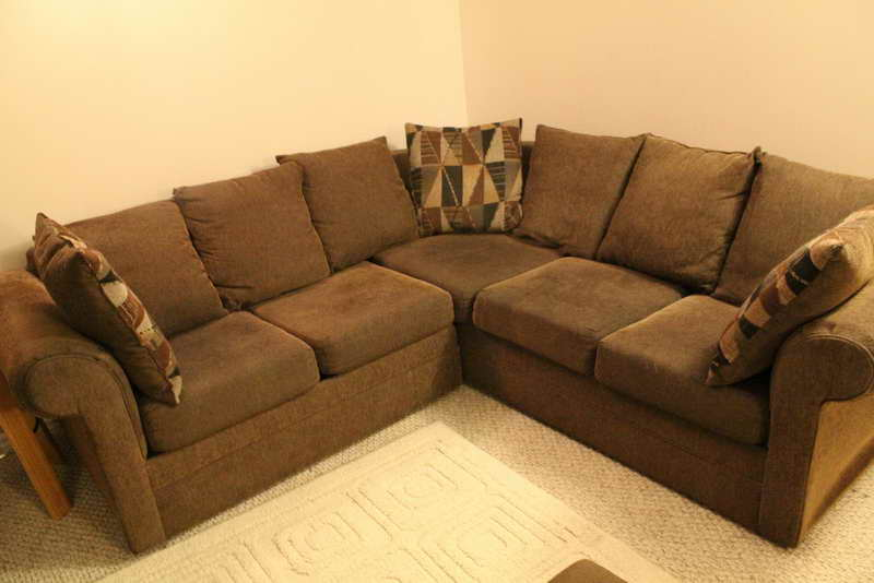 wrap around recliner couches