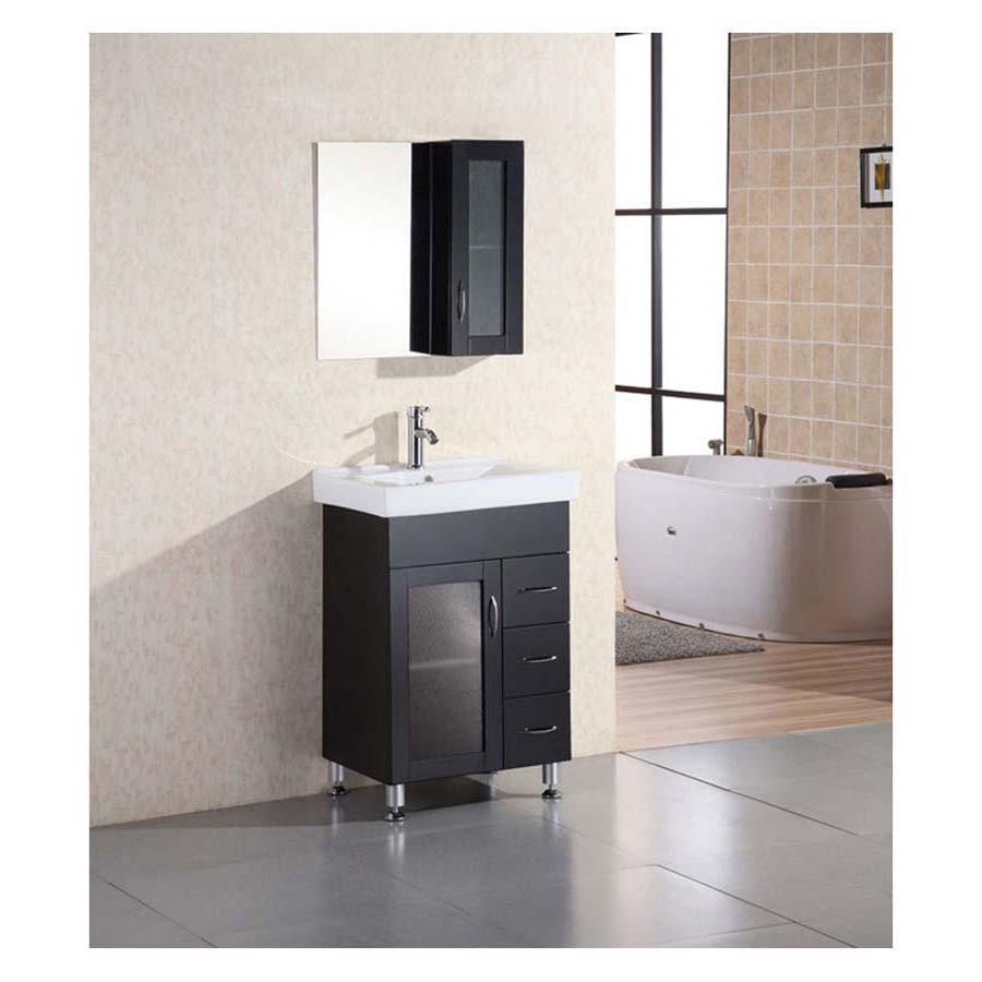 24 Bathroom Vanity Cabinet