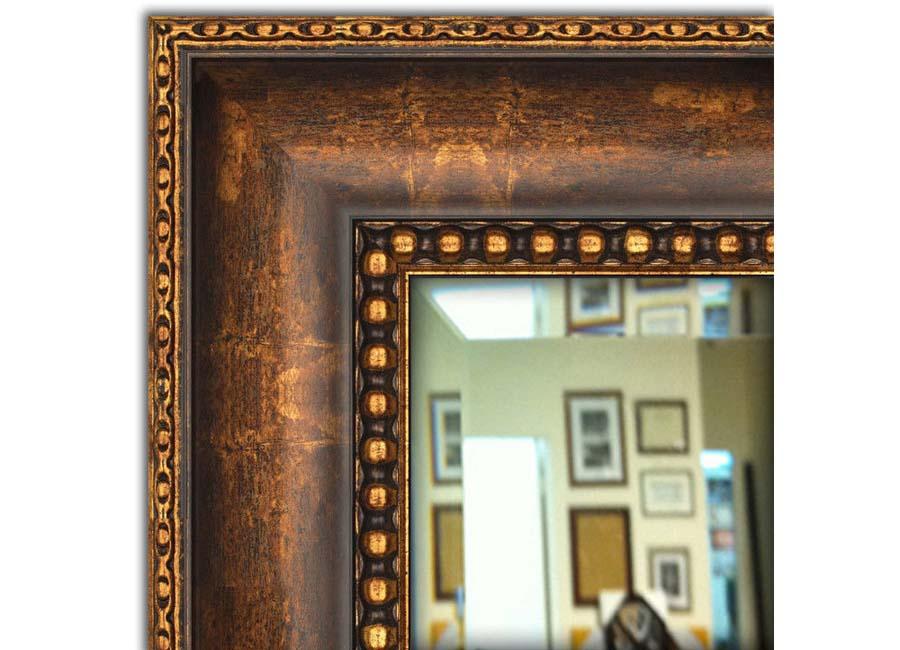 Bath vanity mirrors framed2