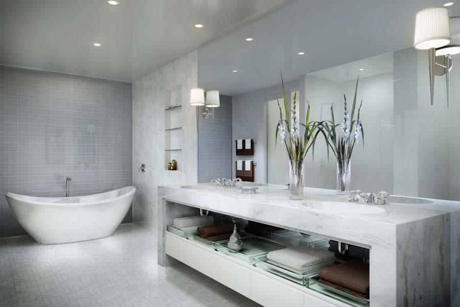 Bathroom vanity led light bulbs