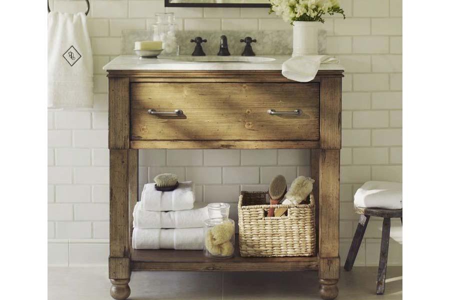 Diy Bathroom Vanity Cabinet