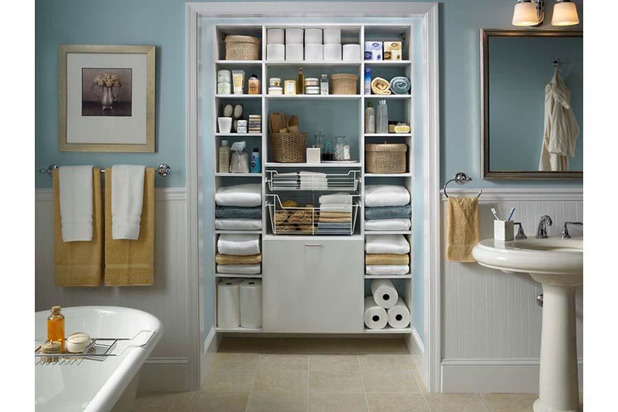 Inexpensive bathroom vanity ideas