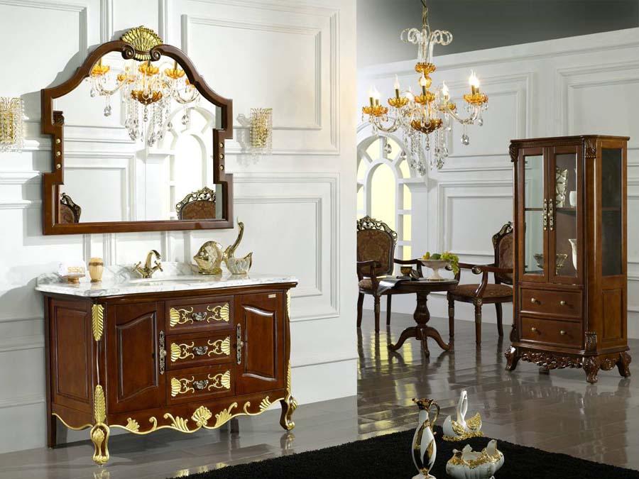 Luxury bathroom vanities cabinets