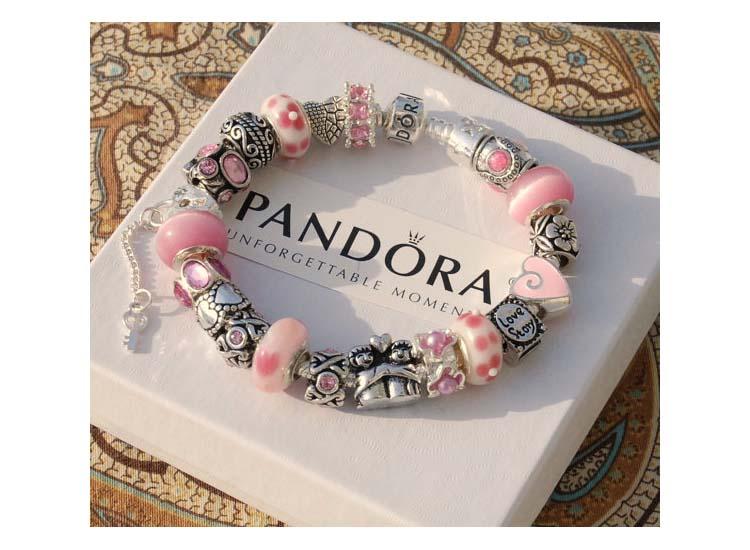 Pandora bracelet box for sale