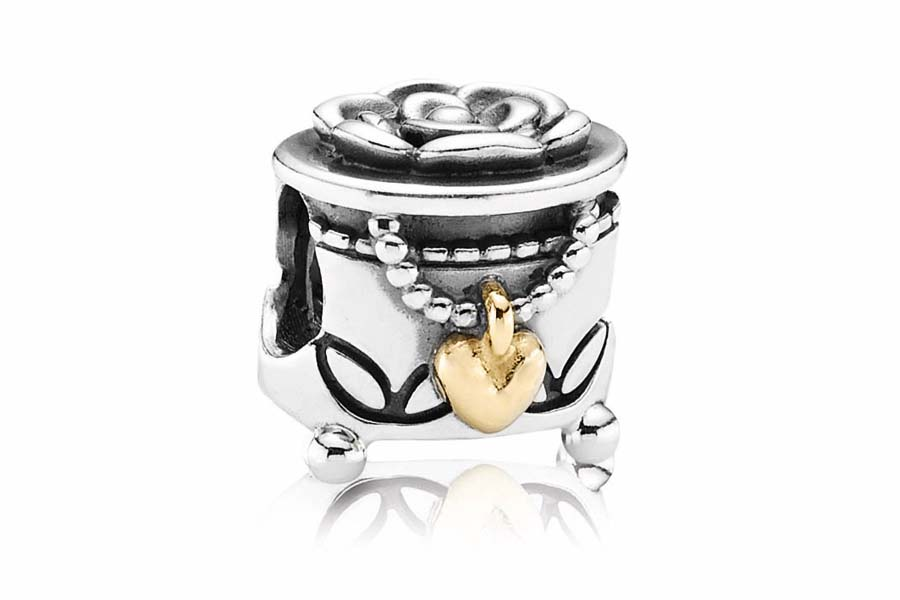 Pandora jewellery box charm
