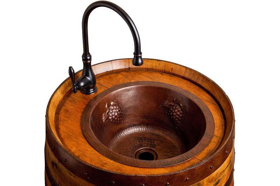 Small-Rustic-Bathroom-Vanities
