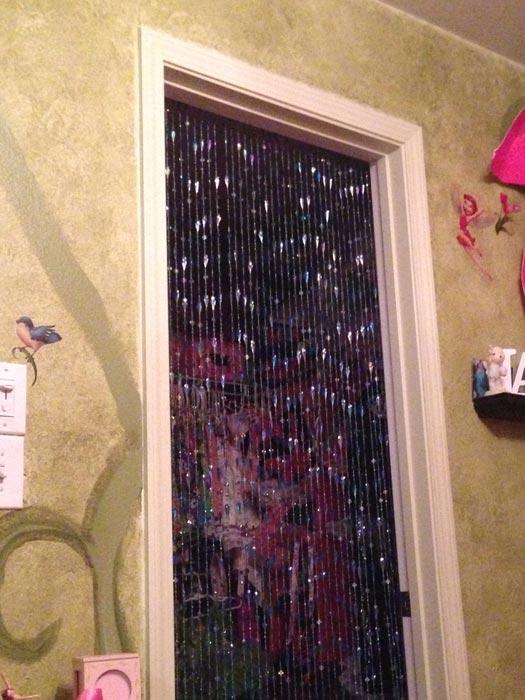 beaded curtains for closet doors