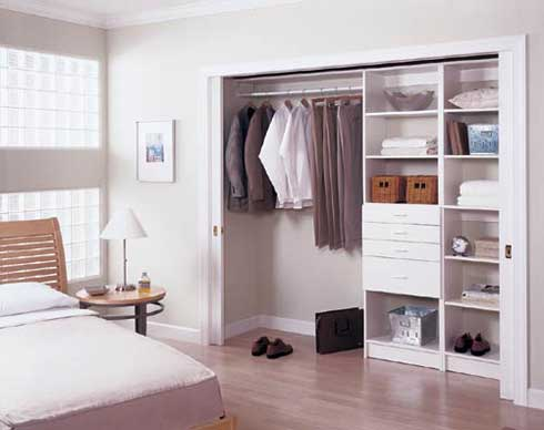 cheap closet organization tips