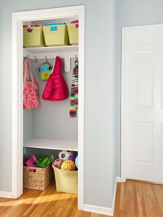 clever custom closet ideas