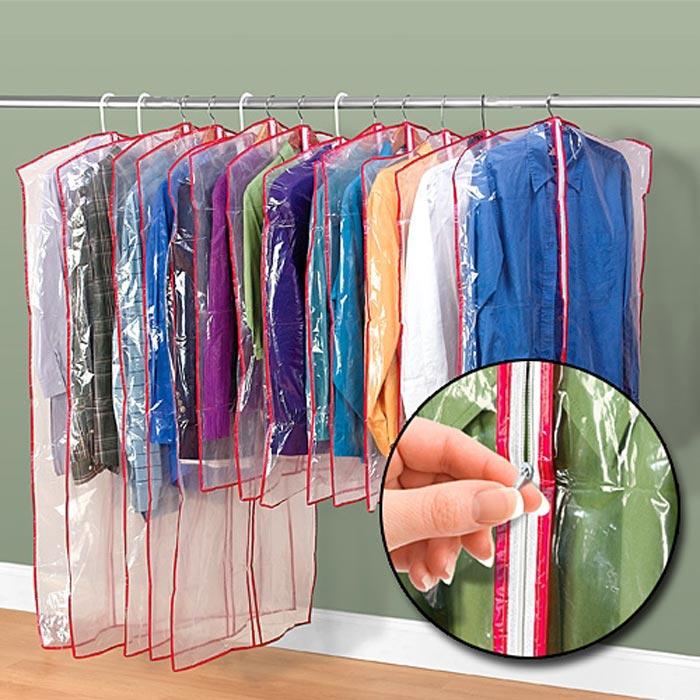closet clothes bags