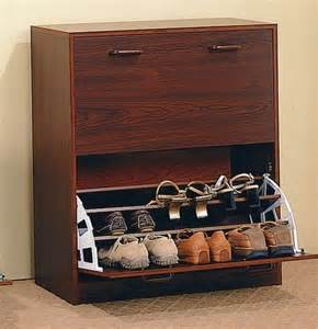 closet shoe organizer wood