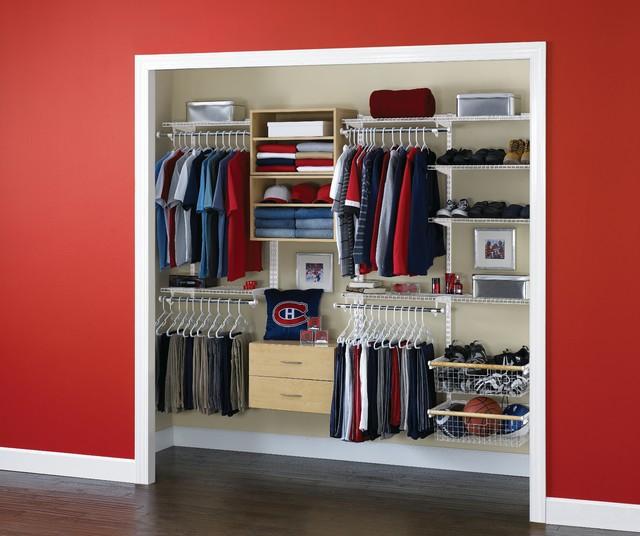 design a closet rubbermaid