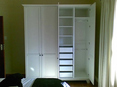do it yourself stand alone closet
