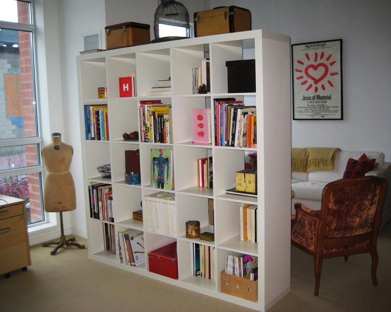 ikea closet room divider
